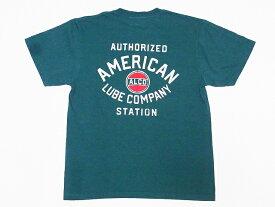 Pherrow's[フェローズ] Tシャツ 19S-PT17 ALCO (グリーン)