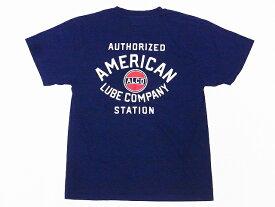 Pherrow's[フェローズ] Tシャツ 19S-PT17 ALCO (ネイビー)