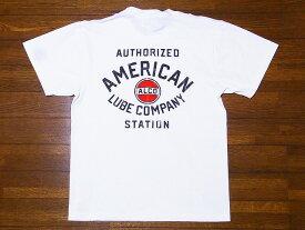 Pherrow's[フェローズ] Tシャツ 19S-PT17 ALCO (ホワイト)