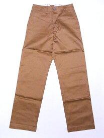 Buzz Rickson's[バズリクソンズ] チノパン CHINO 1945 MODEL M43035 (CAMEL/NON-WASH) 送料無料 代引き手数料無料