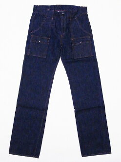 The full FULLCOUNT [count] jeans Bush 1246 pants (ONE-WASH) cash on delivery fees