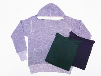 WAREHOUSE [Warehouse] sweat Hoodie 453 solid DUCK DIGGER separate Pocket set-in hood cash on delivery fees