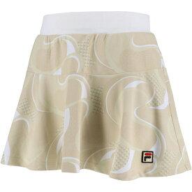 フィラ FILA テニスウェア レディース スコート VL2001-34