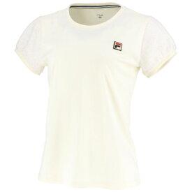 フィラ FILA テニスウェア レディース ゲームシャツ VL2018-34