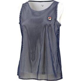 2020SS 2020新製品 フィラ FILA テニスウェア レディース ノースリーブシャツ VL2127-20