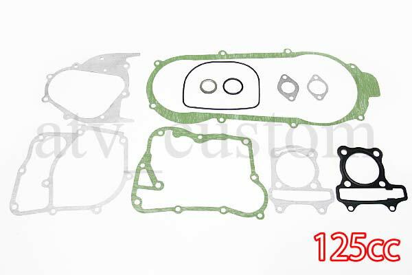 中華 スクーター 中華バイク GY6 125cc ガスケット セット 定形外