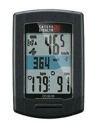 CATEYE キャットアイ CC-GL50 STEALTH50 GPS スピードセンサー サイクルコンピューター CCGL50 ステルス50 自転車 サイコン ロードバイク