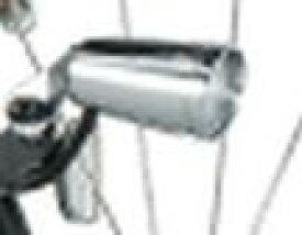 BRIDGESTONE ブリヂストン ST06S ホワイトフラッシュミニ 1W 点灯虫 ハブダイナモ用LEDランプヘッド Angelino ST06S 6500276SSA 自転車 パーツ