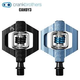 CRANK BROTHERS クランクブラザーズ ペダル キャンディ3 CANDY3 シクロクロス XC トレイルライド