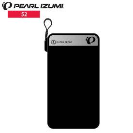 【送料無料】 PEARL IZUMI パールイズミ ウォレット 財布 52 ウォータープルーフ ライドウォレット (21) 自転車 サイクルウェア ロードバイクウェア アウトドア