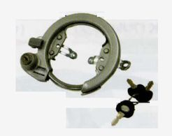 ブリヂストンJr.MTB用サークロックリング錠