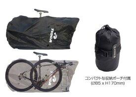 TIOGA 29er Cocoon ( 29インチ車対応 輪行袋 ) タイオガ 29er コクーン BAR02900 SS02P02dec12 自転車 サイクリング ロードバイク 自転車用アクセサリー