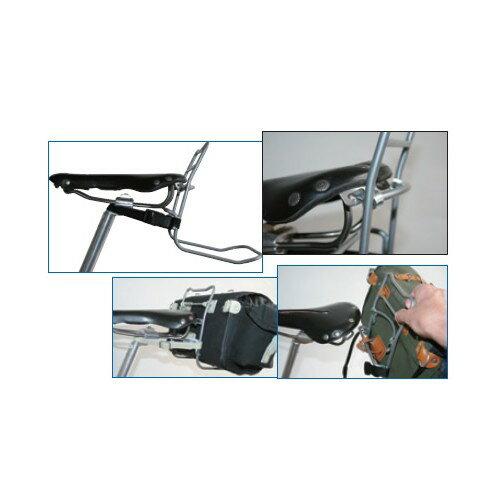 Carradice キャラダイス 自転車用サドルバッグ クラシックサドルラック