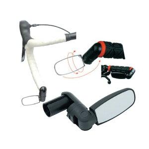(Zefal/ゼファール)  (自転車用ミラー)SPIN バックミラー