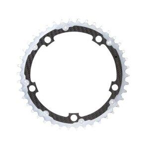 (カーボンチ/CarbonTi)(自転車用チェーンリング)X-Ring ROAD Al/Ca 135 インナー