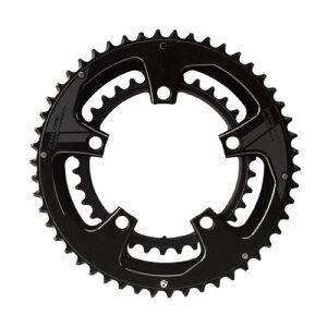 (praxisworks/プラクシスワークス)(自転車用チェーンリング関連)チェーンリング ROAD 110PCD 50/34 ブラック (BUZZ)