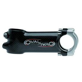 (OVAL/オーバル)(自転車用アヘッドステム)R900 ステム 84°(130mm/ 26.0) ブラック