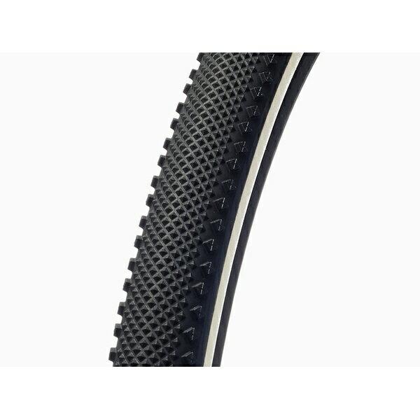 (Challenge/チャレンジ)(自転車用タイヤ)(シクロクロス)デューン TEAM EDITION Soft ブラックxホワイト 33c