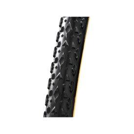 (Challenge/チャレンジ)(自転車用タイヤ)(シクロクロス)ファンゴ 33 オープン WOタイヤ(ブラックxスキン 33C)