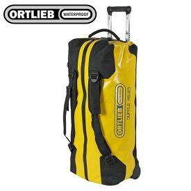 ORTLIEB オルトリーブ ダッフルバッグ トラベルバッグ バックパック リュック RG 85L H29.5xW83xD40cm サンイエロー 自転車 ロードバイク アウトドア