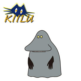 (KIILU/キール) MOOMIN ムーミン キーホルダー モラン グローク 9430015 リフレクター キーチェーン