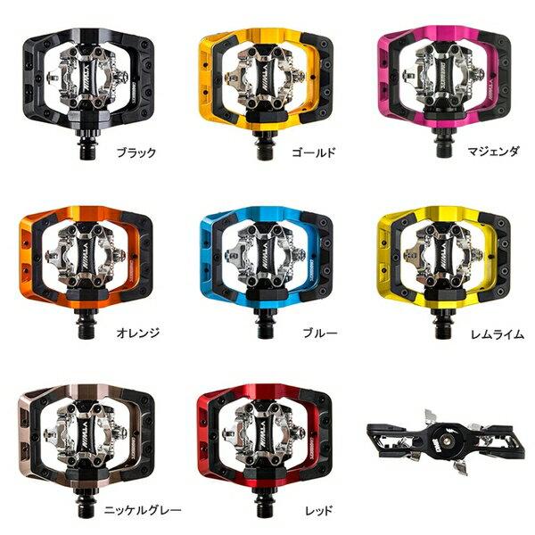 (DMR/ディーエムアール)(ロードバイク/自転車用ペダル)V-TWIN PEDAL