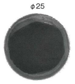 BRIDGESTONE ブリヂストン 高品質パンク修理材 φ25mmx49枚セット パンク修理 PAH-25R A692125 P3345 自転車 メンテナンス
