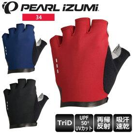 【送料無料】 PEARL IZUMI パールイズミ 34 メガ グローブ サイクルグローブ メンズ ウェア サイクルウェア ロードバイクウェア 手袋