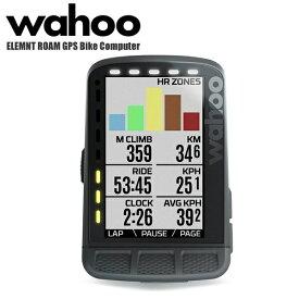 Wahoo ワフー GPS サイクルコンピューター単体 ELEMNT ROAM GPS Bike Computer WFCC4 エレメントローム 自転車 ロードバイク