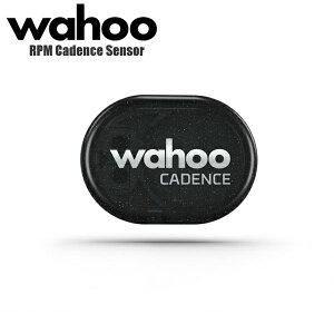 Wahoo ワフー ケイデンスセンサー RPM Cadence Sensor WFPODCAD2 サイクリングケイデンスセンサー