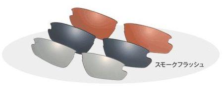 OGK スペアレンズ S-SR-01SM (適応モデル:スマートフォトクロミック スマート 専用) (アイウェア 補修パーツ) OGK KABUTO オージーケー カブト SMART Photochromic SMART