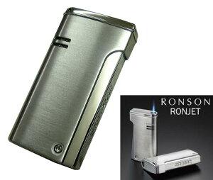 送料無料!RONSON(ロンソン)RONJET(ロンジェット)バーナーガスライター(クロームサテン)R29-0002(配送)小型宅配便,メール便はさらに割引き。(TK210)