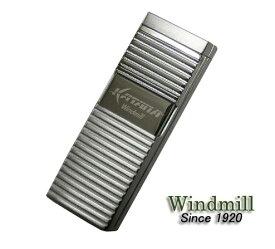 送料無料!世界初!ワイドフラット炎バーナーガスライターWindmill KATANA(クロームサテン)W08-0001(配送)小型宅配便,メール便はさらに割引き。(TK350)