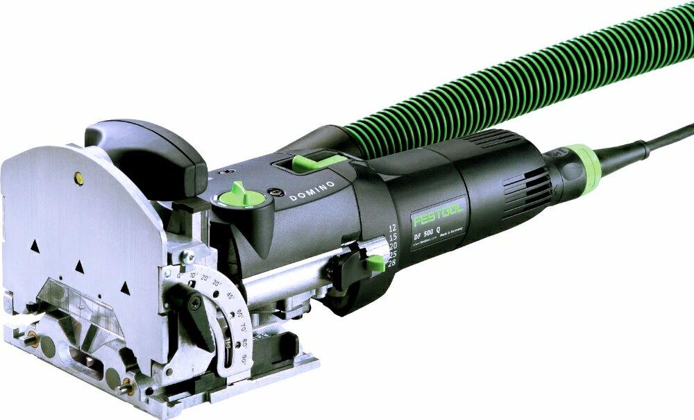 フェスツールドミノDF500 Q-PLUS、チップセットDSシステナー入り(DS4/5/6/8/10)