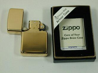 "Zippo lighters: Zippo Armor armour plain # 169 s gold / gold""mirror mirror"" inner even gold!!] ★ plain ★"