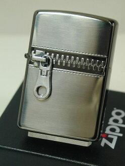"""Zippo 打火机: Zippo / 拉链 / / 真正金属""""紧固件""""拉链中型散货箱? s-双面加工» 恰克 ◆ 时尚 !◆"""