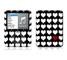 【お取寄せ】 iPod nano 第3世代 スキンシール DecalSkin [ST15 One In A Million] デコ シール デコシート 前面 背面 シール カバーシール アイポッド ナノ iPodnano アイポッドナノ 3世代 3rd 送料無料