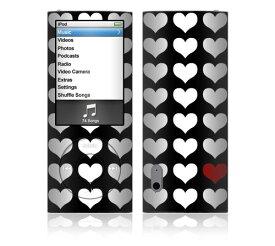 【お取寄せ】 iPod nano 第5世代 スキンシール DecalSkin [ST15 One In A Million] デコ シール デコシート 前面 背面 シール カバーシール アイポッド ナノ iPodnano アイポッドナノ 5世代 5th 送料無料