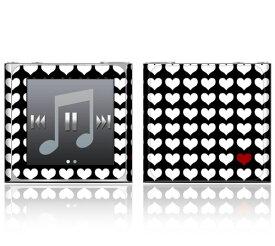 【お取寄せ】 iPod nano 第6世代 スキンシール DecalSkin [ST15 One In A Million] デコ シール デコシート 前面 背面 シール カバーシール アイポッド ナノ iPodnano アイポッドナノ 6世代 6th 送料無料