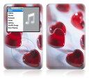 【iPod classic】スキンシール【お取寄せ】iPodclassic ZZ16/ラブ [ アイポッド クラシック ] かわいい/カバー/ケース/人気/おし...