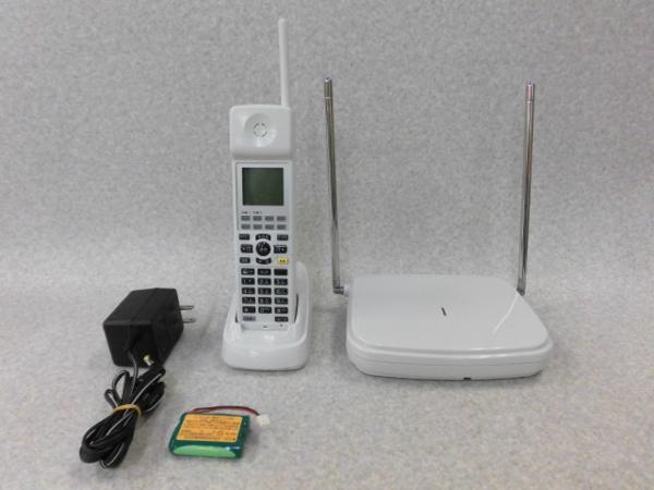 【中古】BX2-ACL-PS(1)(W)+BX2-ACL-CS NTT コードレス電話機【ビジネスホン 業務用 電話機 本体 子機】