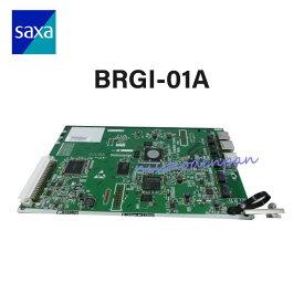 【中古】BRGI-01A SAXA/サクサ PT1000(Pro/Ult)16IP局線ユニット(増設)【ビジネスホン 業務用 電話機 本体】