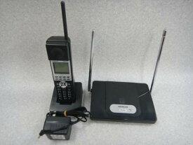 【中古】ET-8iE-CLS(B)日立/HITACHI iEアナログコードレス電話機【ビジネスホン 業務用 電話機 本体 子機】