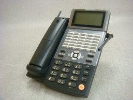 【中古】ET-30iA-DHCL 黒 日立/HITACHI iA30ボタンデジタルハンドルコードレス電話機【ビジネスホン 業務用 電話機 本体 子機】