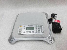 【中古】KX-NT700NPanasonic/パナソニック IP音声会議ホン【ビジネスホン 業務用 電話機 本体】