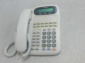 【中古】DT-5012SDPF東芝/TOSHIBA コミティ12ボタン表示付停電電話機【ビジネスホン 業務用 電話機 本体】