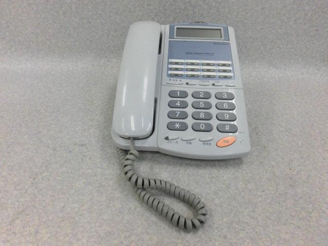 【中古】NYC-12NX-TELSDナカヨ/NAKAYO 12ボタン標準電話機【ビジネスホン 業務用 電話機 本体】