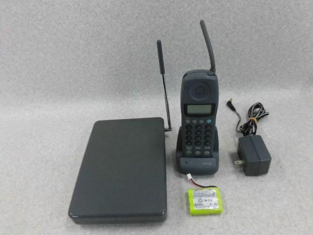 【中古】HX-CLTELP(DH)-1 NTT 2回線用コードレス電話機【ビジネスホン 業務用 電話機 本体 子機】