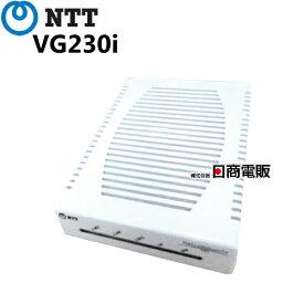 【中古】VG230i(1) NTT VOIPゲートウェイひかり電話対応ISDN変換アダプタ【ビジネスホン 業務用 電話機 本体】