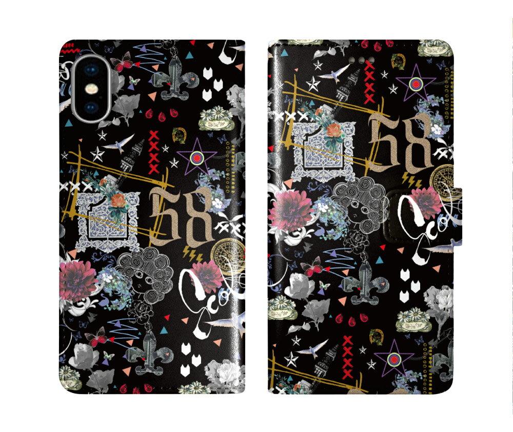 【全品ポイント10倍 4/30まで】 ScoLar スマホケース Xperia XZ3 Premium SOV39 スカラー 手帳型 ケース xperia XZ2 XZ1 XZ XZs XZPremium 手帳 カバー レザーケース カードホルダー 手帳ケース カード収納 かわいい 女性用 全機種対応 スマホカバー